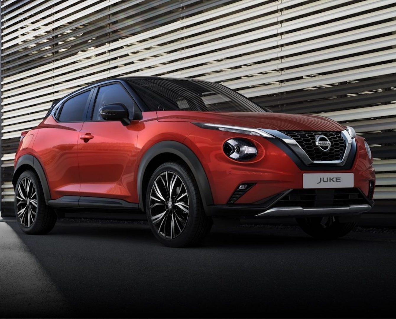 Nissan Juke em segunda mão