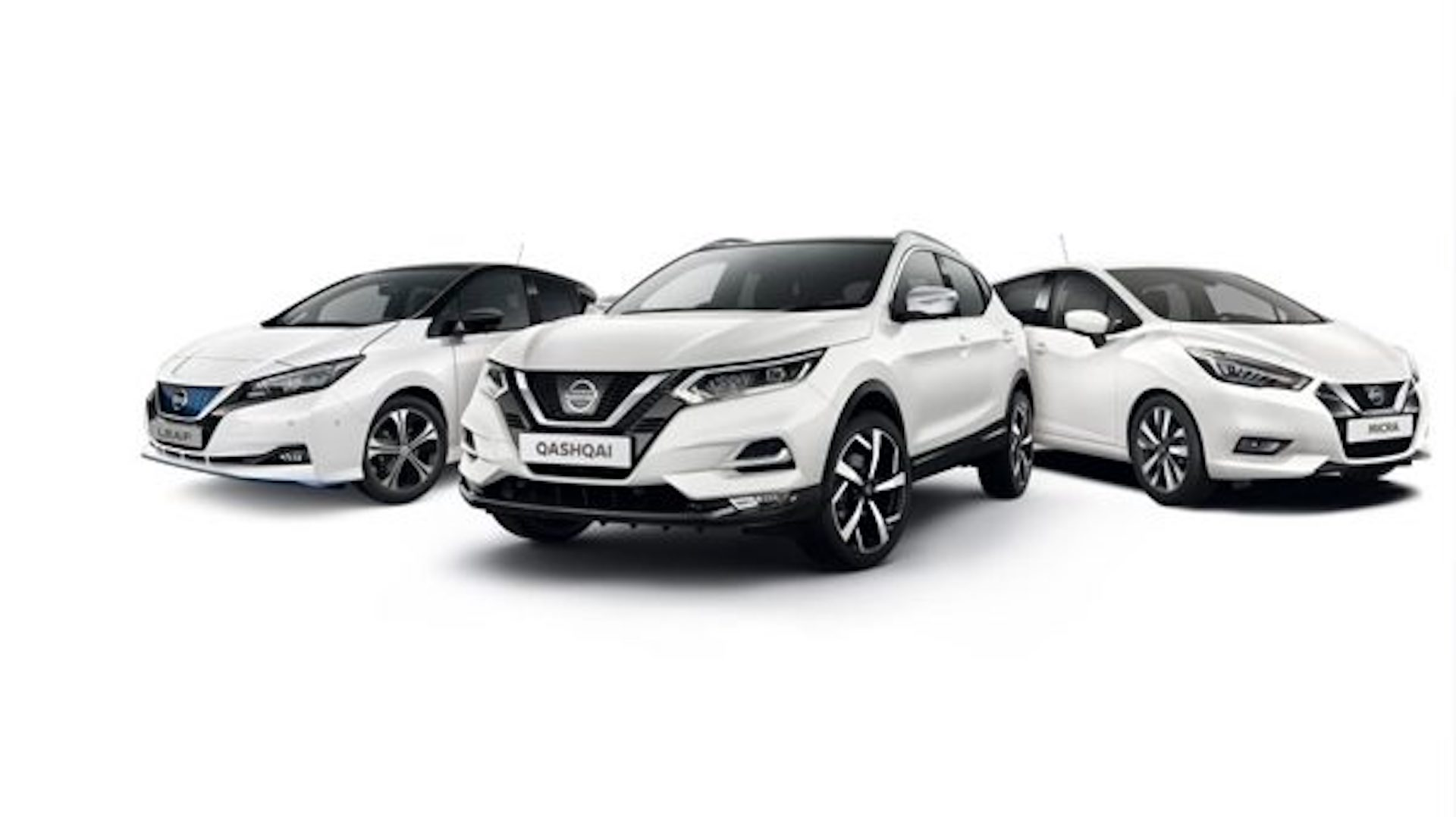 Caetano Power modelos Nissan novos
