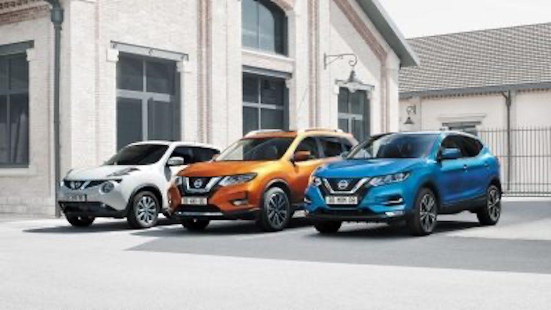 gama Nissan em Portugal