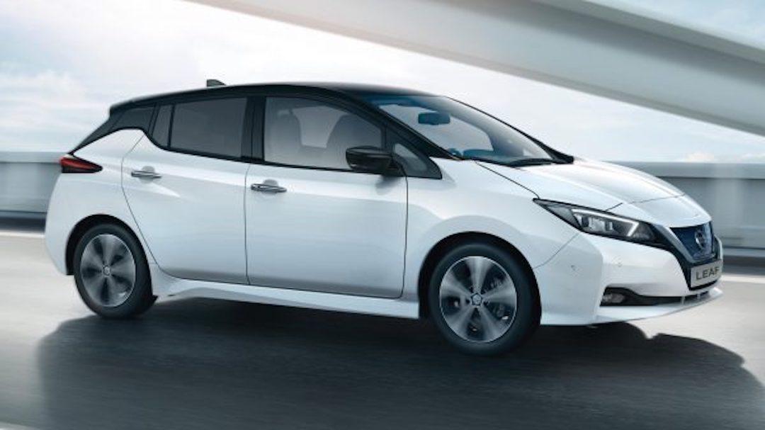 Nissan Leaf em promoção