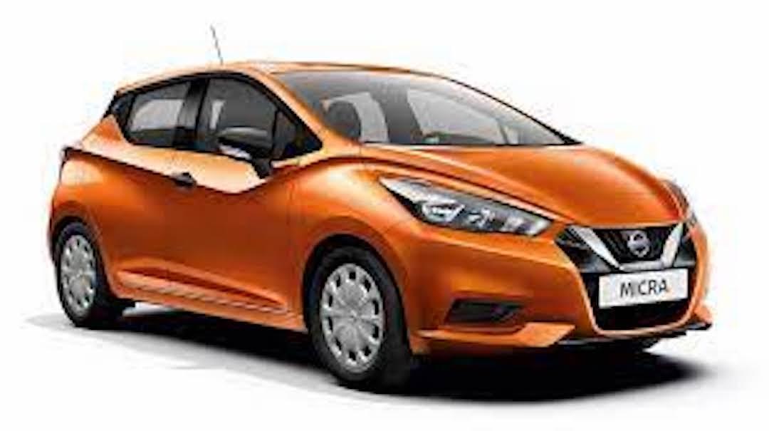 Nissan Micra em promoção
