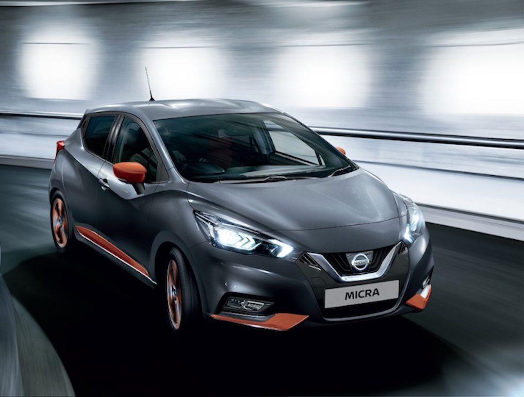 Carros Nissan em stock