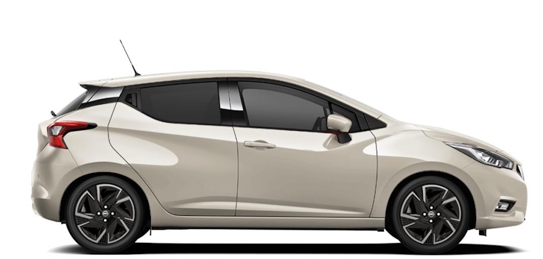 Retoma Nissan