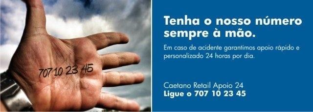 Apoio 24h da Caetano Power