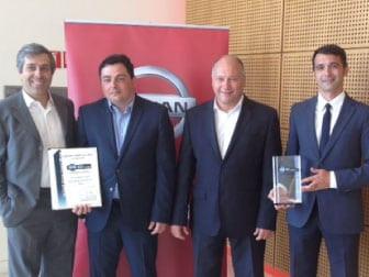 prémio Nissan