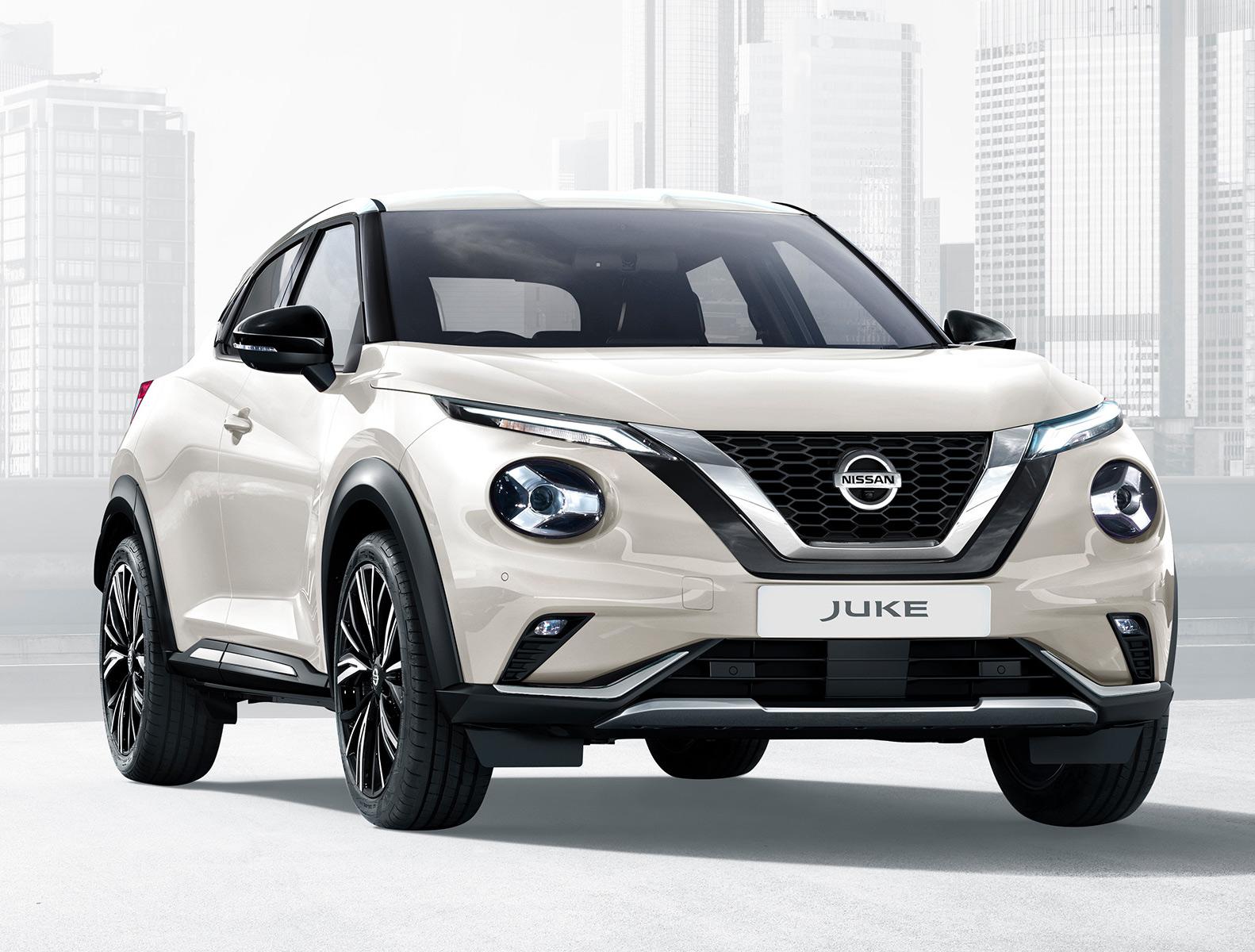 peças do Nissan Juke