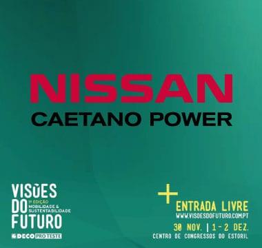 Visões do Futuro da Nissan