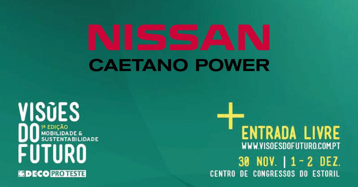 Visões do Futuro da Caetano Power