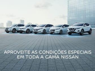 NISSAN Tech Days em toda a Gama Nissan