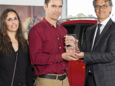 Nissan Qashqai 50º mil