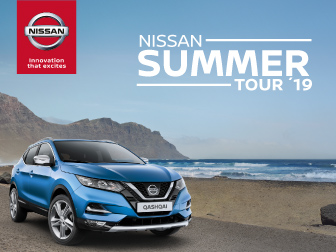 Prepare o seu Nissan antes das Férias nas Oficinas Caetano Power!