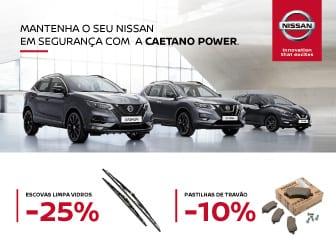 Nissan Oficinas