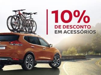 Prepare o seu Nissan para as férias!