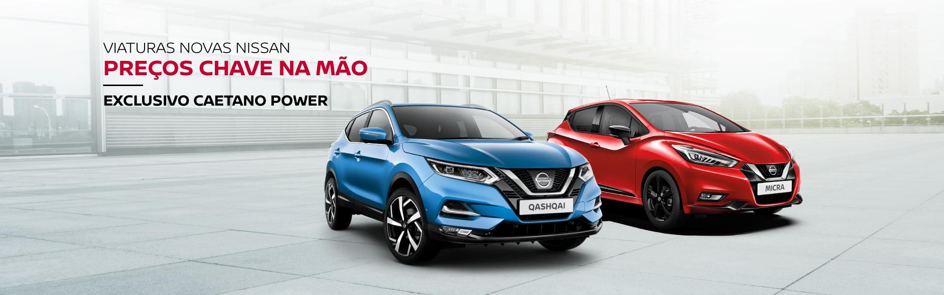Preço Chave na Mão da Nissan