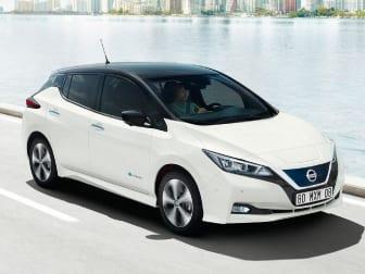 Nissan LEAF, o 100% elétrico