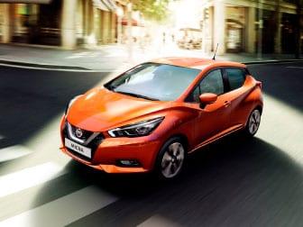 Descubra a Campanha para o Nissan Micra