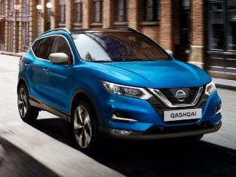 Descubra a Campanha Nissan Qashqai