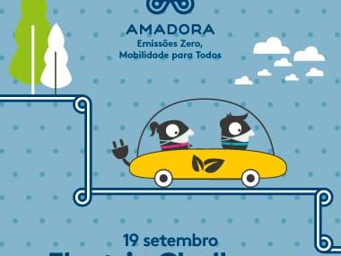 Electric Challenge em Amadora
