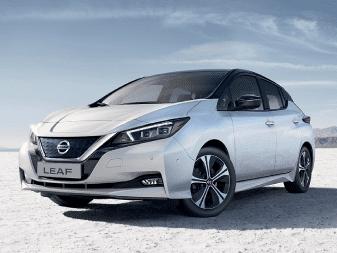Nissan LEAF 10º Aniversário por 265€/mês*
