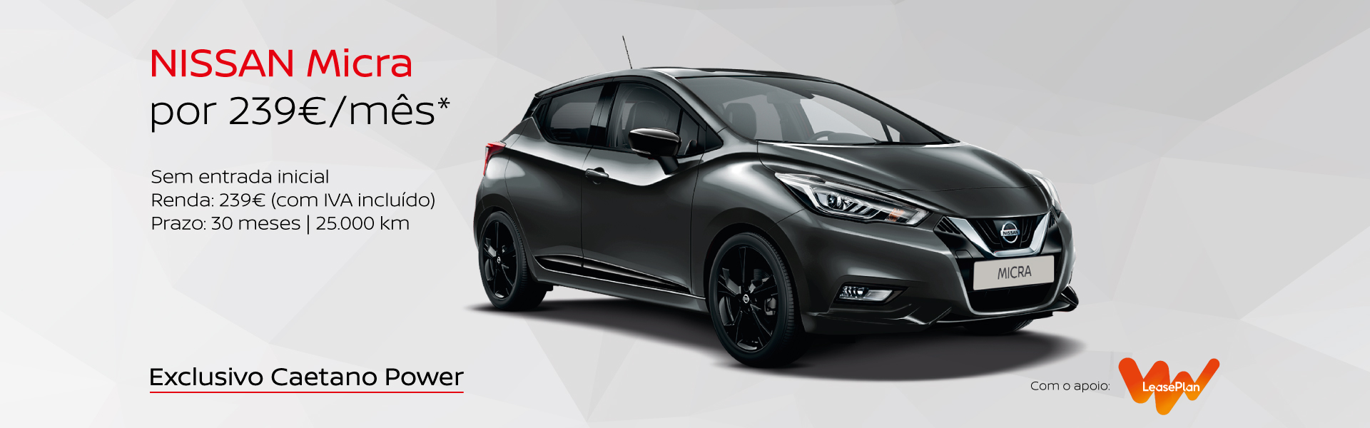 ofertas do Nissan Micra