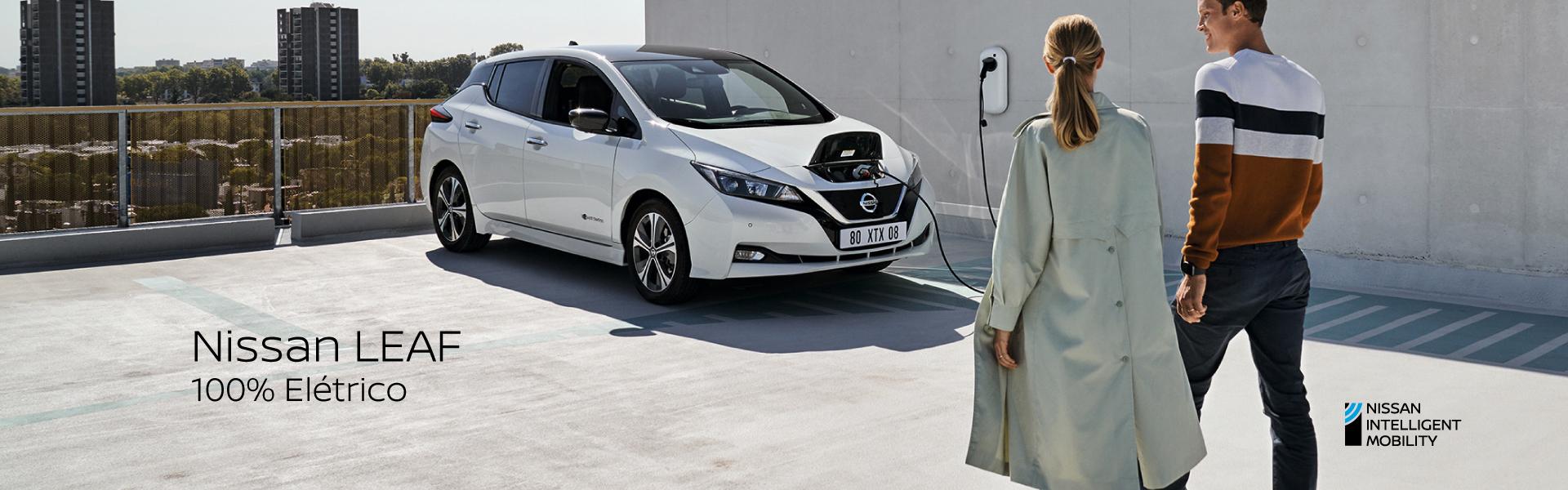 Campanhas do Nissan Leaf
