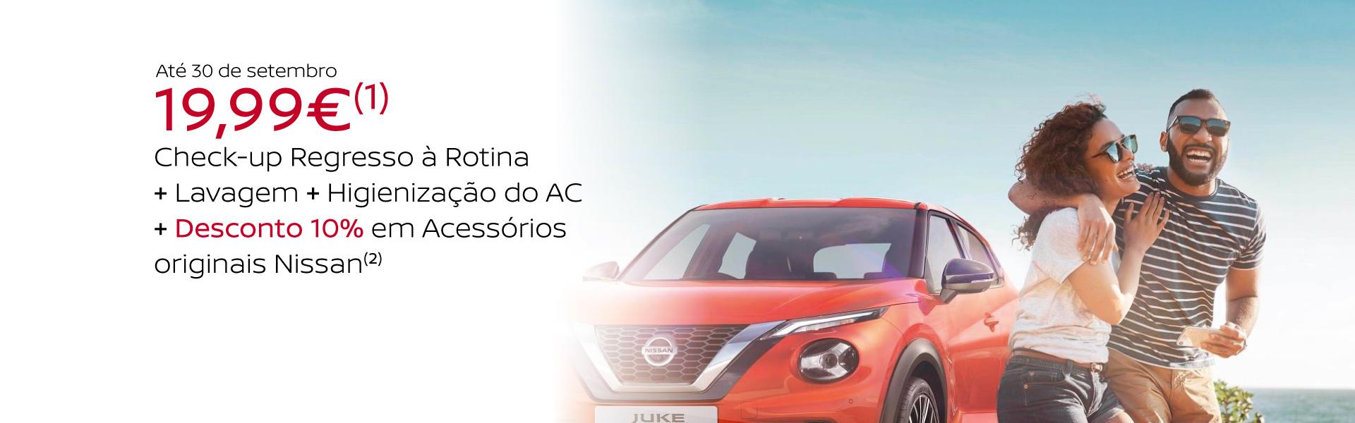 Campanha do Nissan