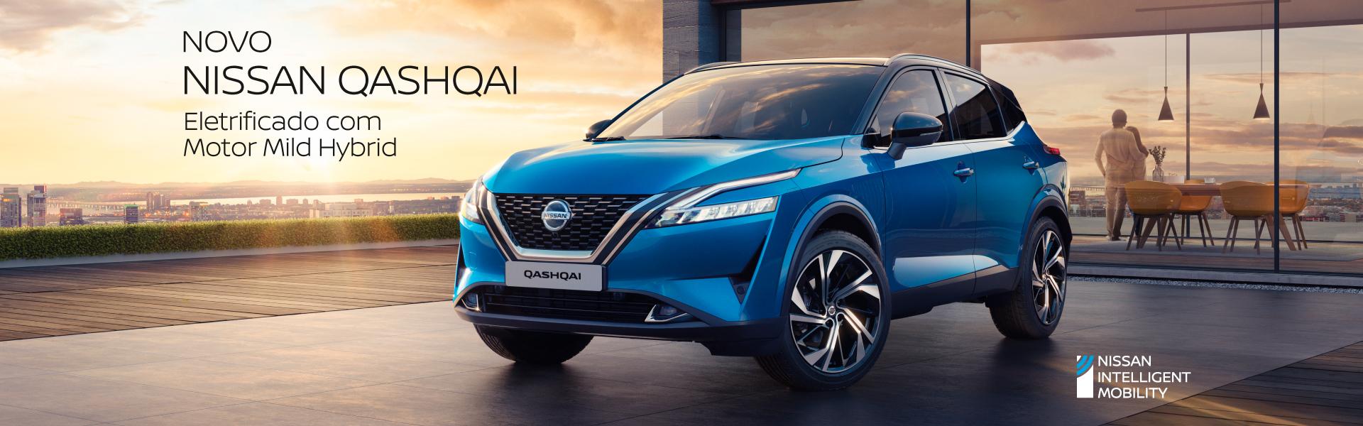 Campanha do Nissan Qashqai