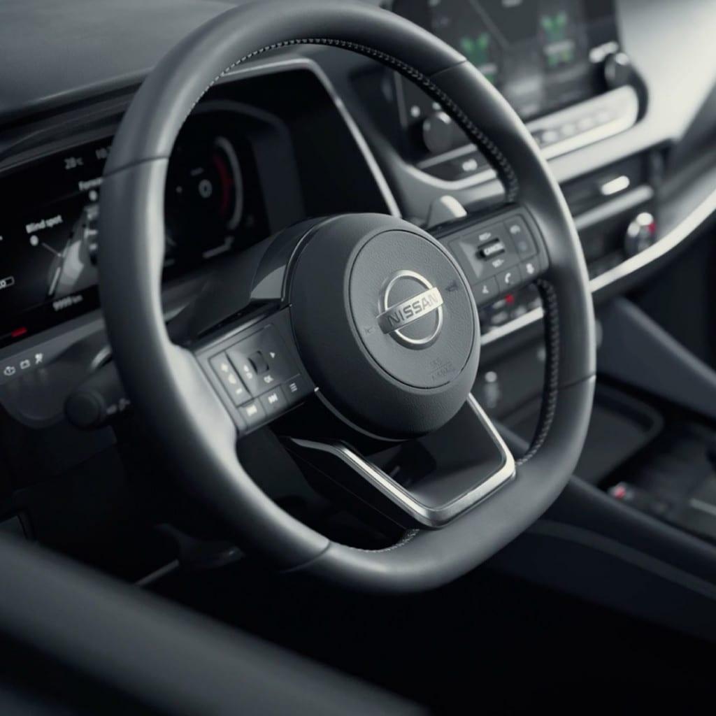 volante Nissan