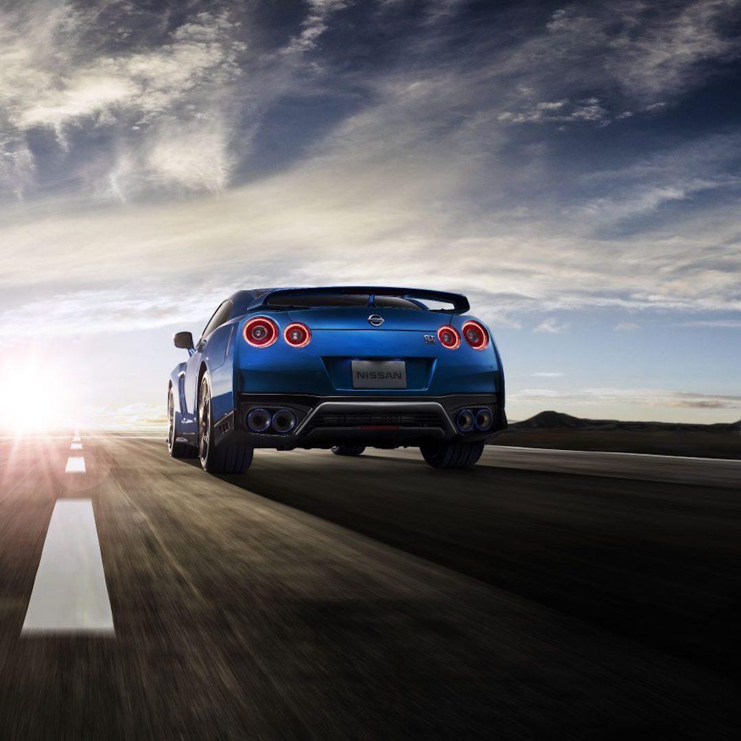 Consumo do Nissan GT-R