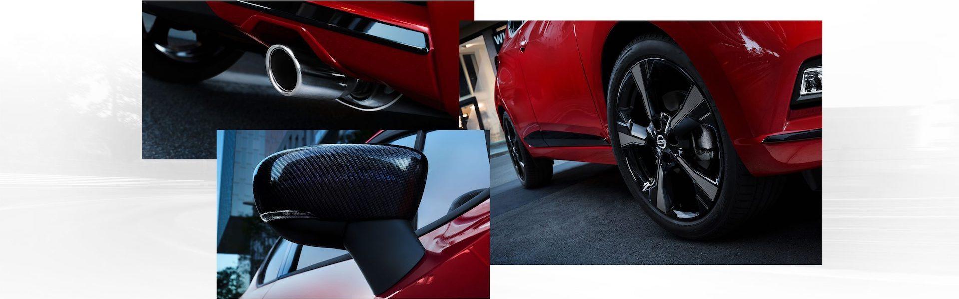 fotos do Nissan Micra
