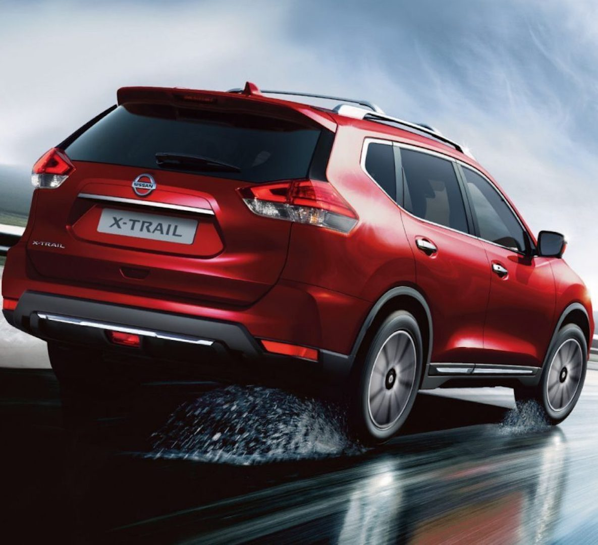 motores do Nissan X-Trail