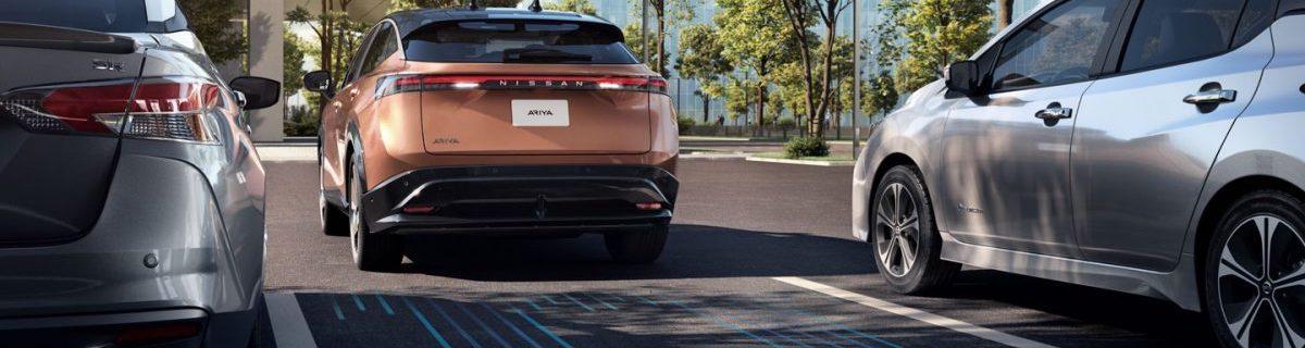 tecnologia do Nissan Ariya