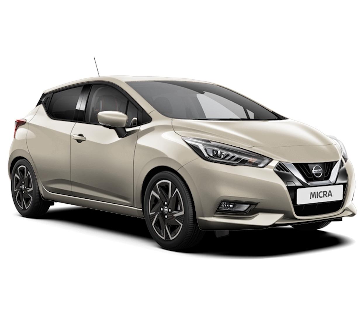 Nissan Micra versão Acenta