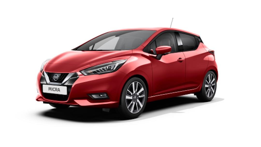 Nissan Micra em oferta