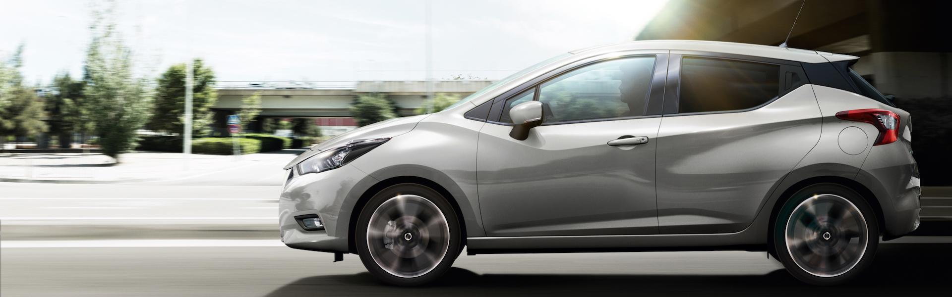 Nissan Micra em LIsboa
