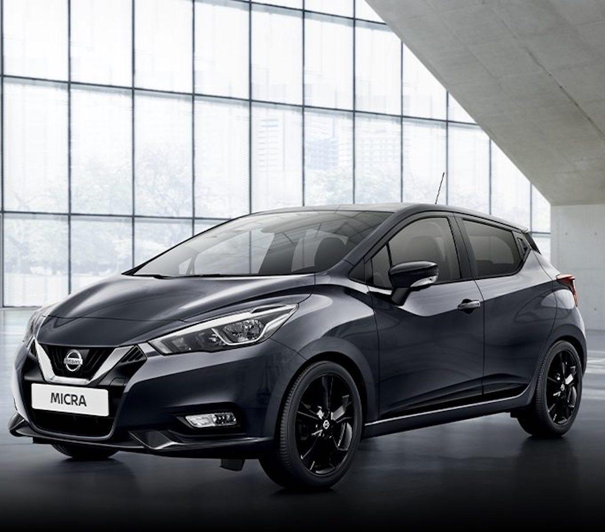 Nissan Micra em segunda mão