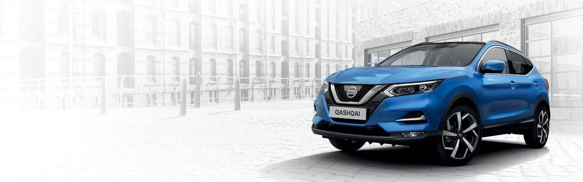 ficha técnica do Nissan Qashqai