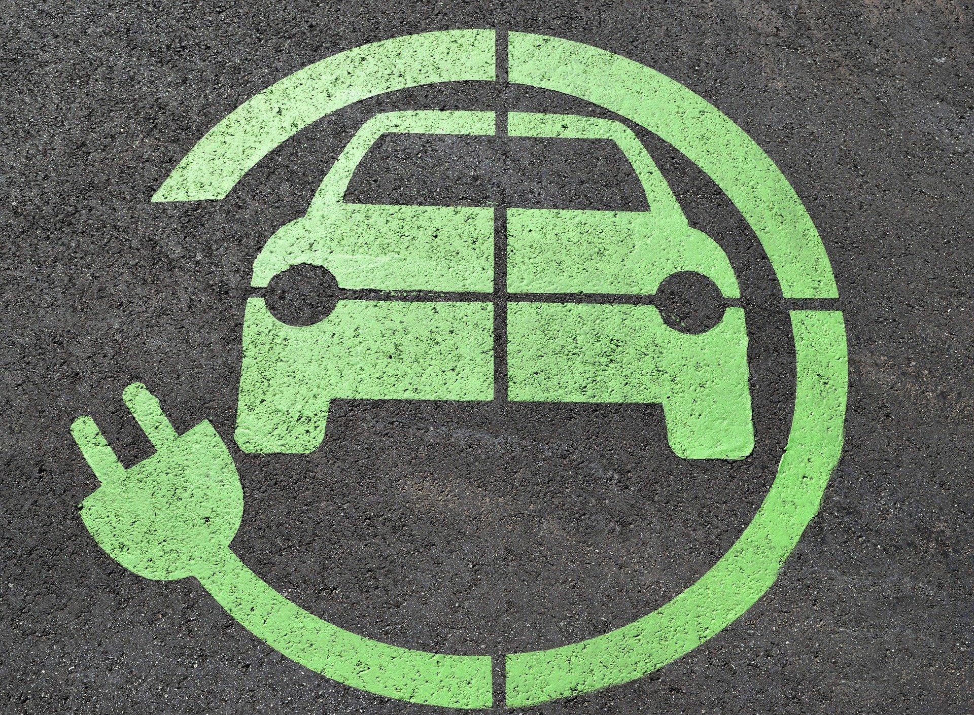 carregamento do Nissan Leaf elétrico