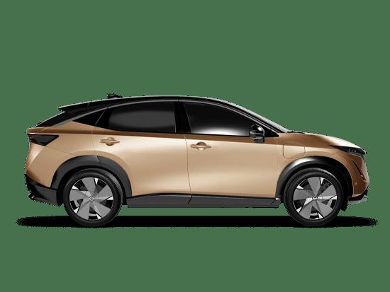 peças do Nissan Ariya no Porto