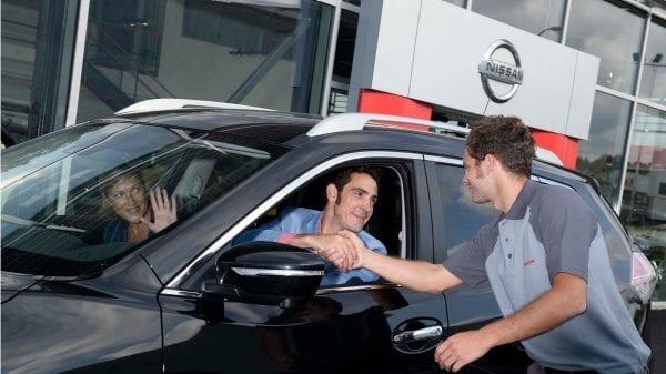 revisão do Nissan