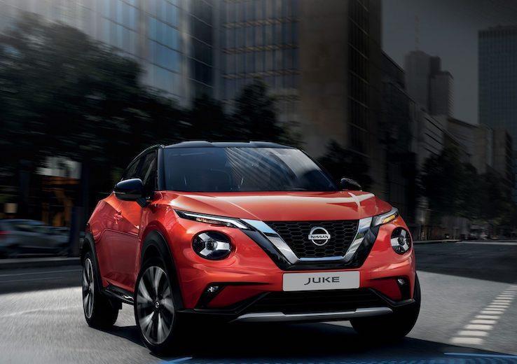 Nissan Juke em Almada