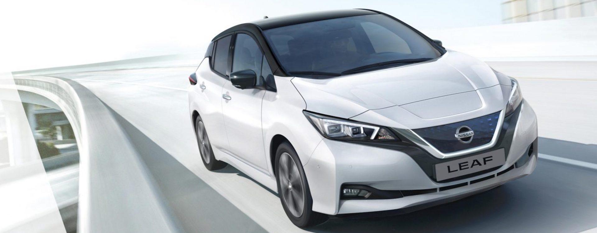 Nissan Leaf em Lisboa