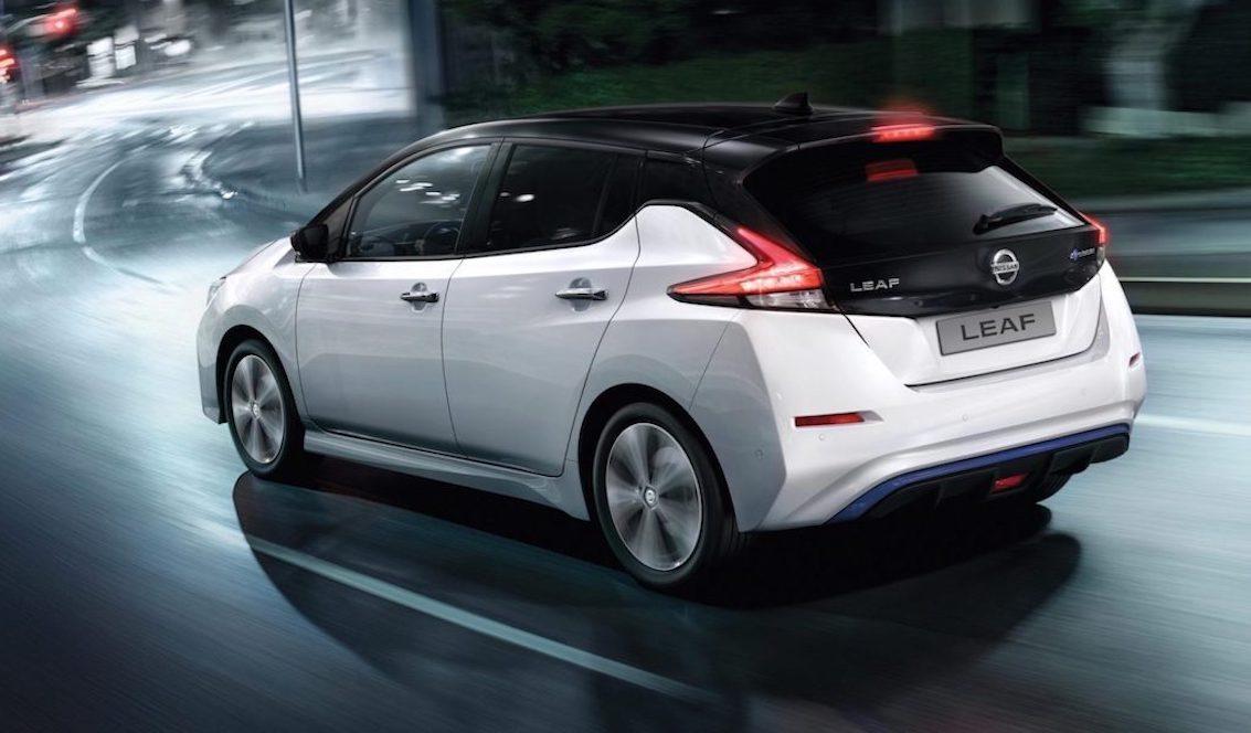 experiência de condução do Nissan Leaf