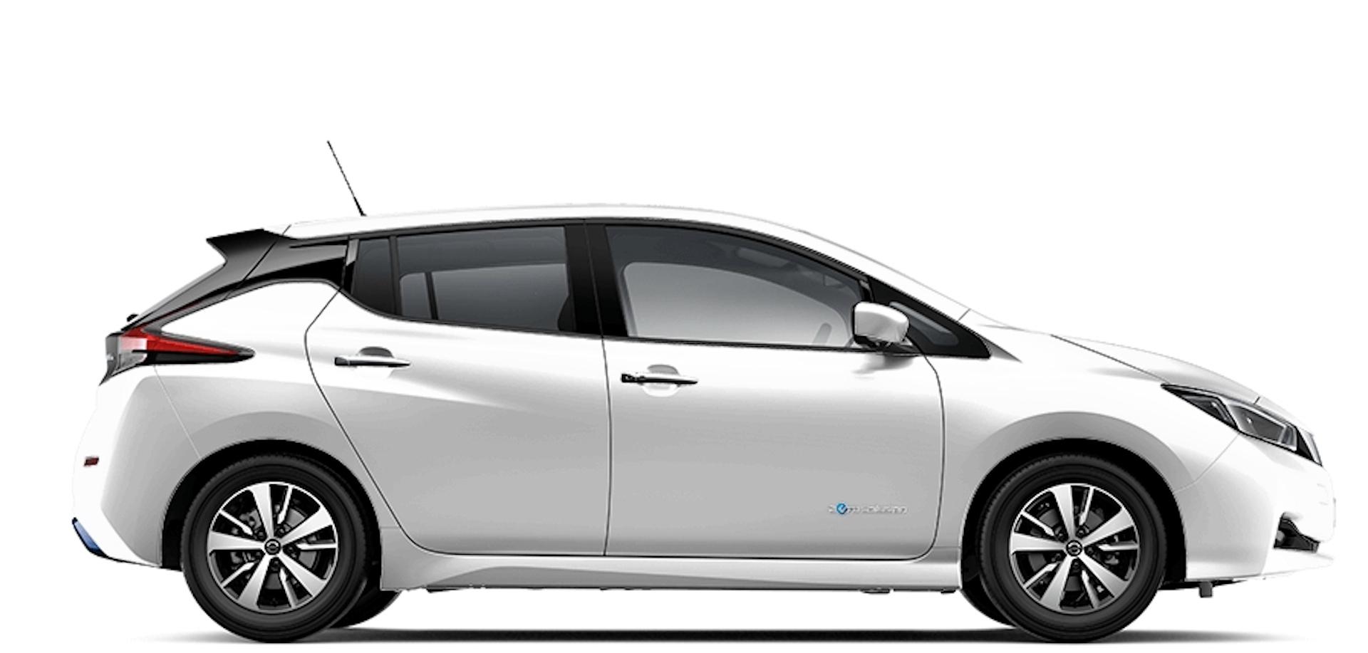 serviços de reparação do Nissan Leaf