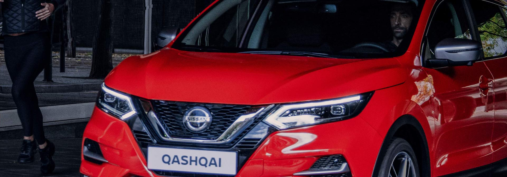 Nissan Qashqai em Almada