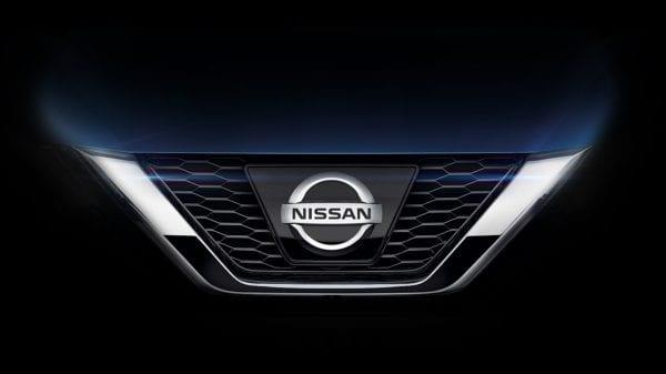V-Motion do Nissan Qashqai