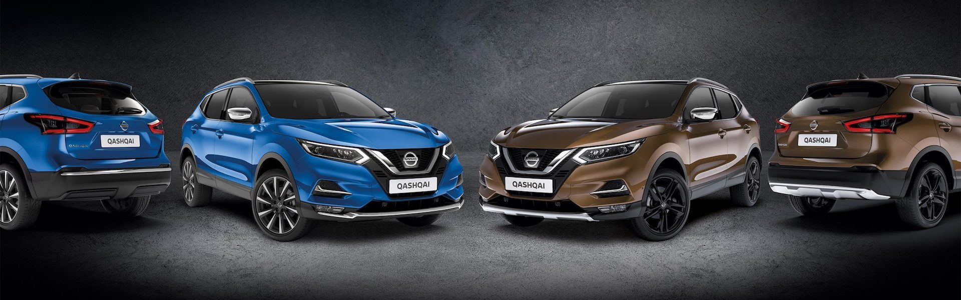 versões do Nissan Qashqai