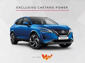 Renting Nissan Qashqai: surpreenda-se!